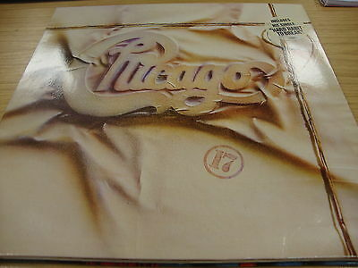 Chicago 17 10 Track Vinyl LP