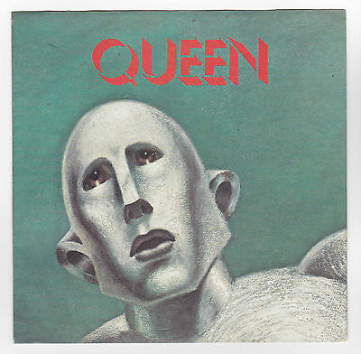 """Queen : We Are The Champions / We Will Rock You    - Disco 7""""-   1977  Italy"""