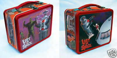 Lost In Space Factory Sealed Metal Lunchbox - Mint Wow!