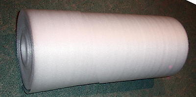 ~~Foam Roll Extra Thick. Xtra Protection. 4Mm Thick 25 M Long Free Shipping~