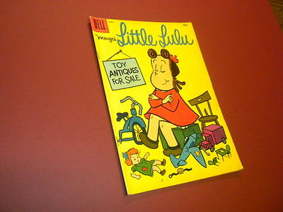LITTLE LULU - MARGE'S #106 Dell Comics 1957 vintage TUBBY