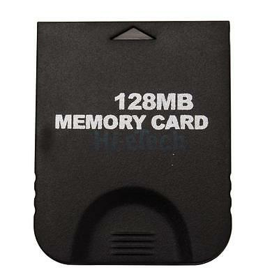 128MB Memory Storage Card for Nintendo Wii GameCube Game Cube GC Console