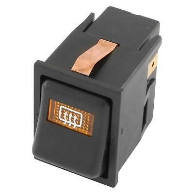 Classic Mini Car 16Amp Off-On DE-MIST Illuminated Rocker/Dashboard Switch
