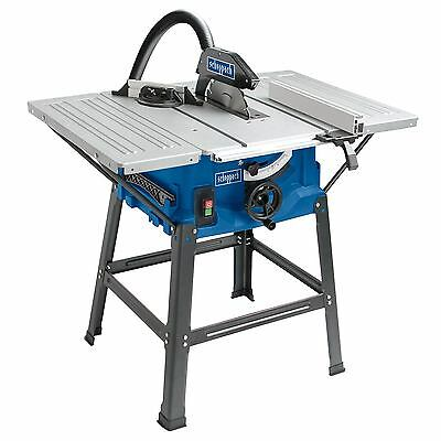 "SCHEPPACH HS100S 250mm (10"") 240v Table Saw"