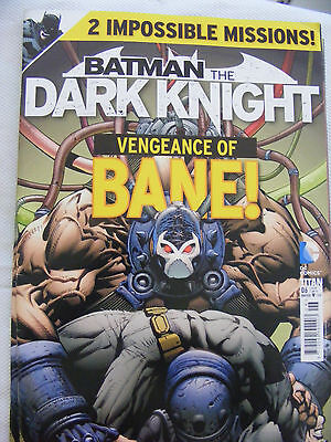 Batman The Dark Knight # 6 / Detective Comics  # 6 / Titan/dc New 52 Jan 132