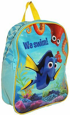 Brand New Official Childrens Disney Finding Nemo Dory Backpack