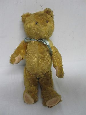 """Early Antique Steiff Golden Jointed Teddy Bear ~ 14"""""""