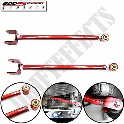 TruHart Rear Adjustable Camber Arms Links Kit BMW E36 318 325 328 M3 92-98 New Automotive