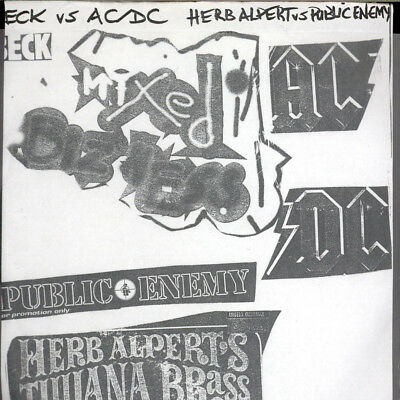 "Mixed Bizness - AC Beck / Herb Enemy (Vinyl 7"" - 2002 - EU - Original)"
