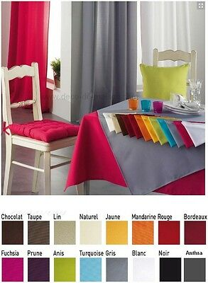 Nappe polyester rectangle 140 x 300 cm