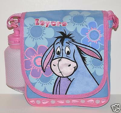 WINNIE THE POOH EEYORE LUNCH BAG LUNCH BOX  NWT DISNEY GIFT snack bag tote pail