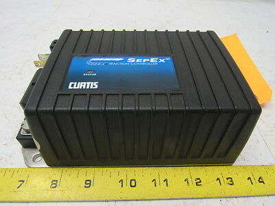 1243-4306 Curtis Sepex Traction Controller DC Motor 24-36V 300A Nilfisk Advance