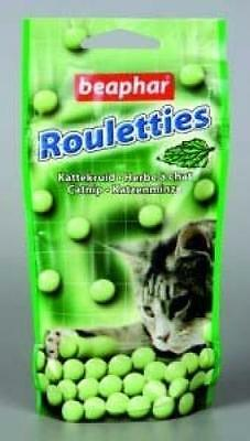 "Friandises ""rouletties"" Herbe À Chat - 44,2 G Beaphar 1"