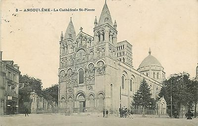 16 Angouleme Cathedrale St-Pierre