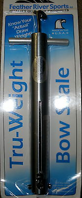 Tru Weight Bow Scale - Hand Held Archery Scale