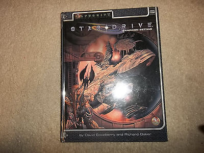 Alternity RPG Star Drive Campaign Setting