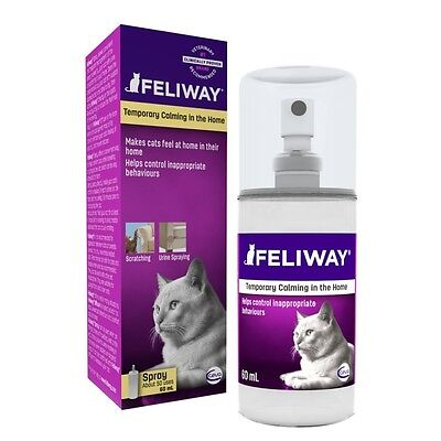 Feliway Pheromone Spray for Cats, 60 ml