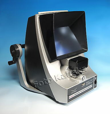 GOKO EDITOR VIEWER SUPER-8 Model G-2002 - (81143)