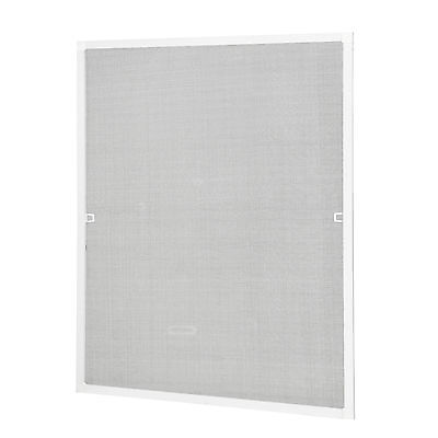 casa.pro Mosquito screen Aluminum frame 130x150 White Insect protection Window