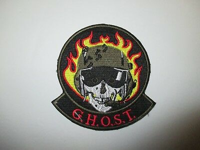 b7688 US Air Force Groom Black Ops Ghost Squadron Jolly Green Helicopter IR24C