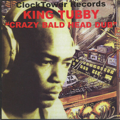 King Tubby - Crazy Bald Head Dub Vinyl US LP