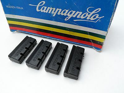 *NOS Vintage Campagnolo Super Record brake block pads (x4 pcs) #2010*