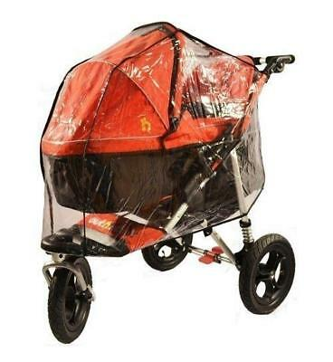 Out n About Nipper Carrycot XL Single Rain Cover