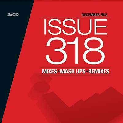 Mastermix Issue 318 Twin DJ CD Set Mixed ft Adele & Madness Triple Tracker Mixes