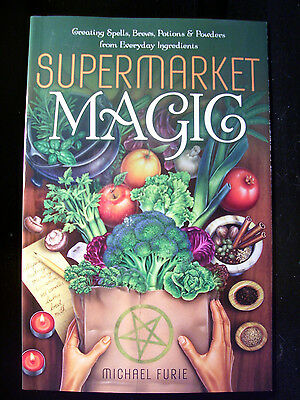 Brand New! Supermarket Magic Create Brews & Potions With Everyday Ingredients