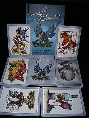 Sealed & Brand New! Faery Wisdom Cards & Book Oracle Amy Brown  Art Fantasy