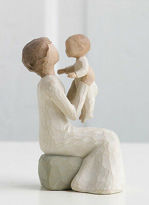 Willow Tree Figurine - Grandmother, 26072, Ideal Mother's Day Gift.