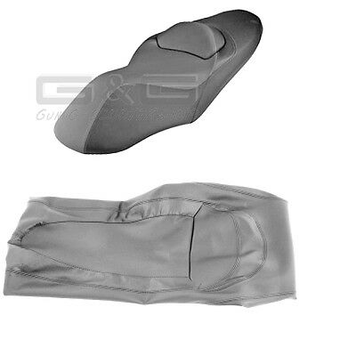 Seat Cover TNT Black For YAMAHA X-MAX XMAX 125 - 250 cc MODEL YEAR bj.06-09