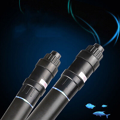 Aquarium Submersible UV Sterilizer Light Lamp For Fish Tank Pond Pool 3W/5W/10W