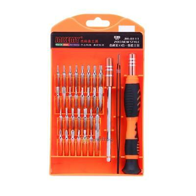 33 in 1 Multi-Bit Set Precision Torx Screwdriver Tweezer Phone Repair Tools Kit