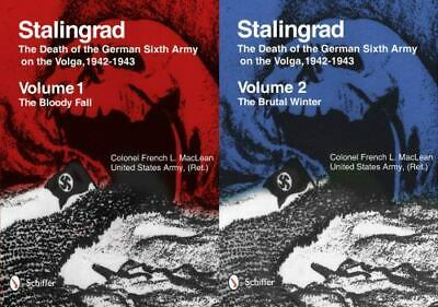 Stalingrad: The Death of the German Sixth Army on the Volga 1942-1943: Vol 1 & 2