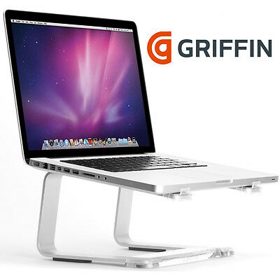 Griffin Elevator Desktop Computer Macbook Laptop Stand Cooling Dock Gc16034-2