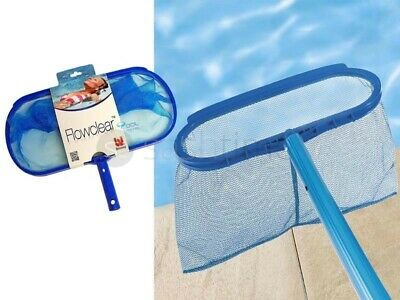 Quality swimming pool leaf skimmer net koi ponds spa hot for Bestway pool for koi