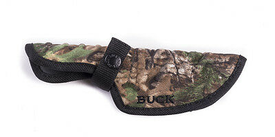 *Buck Sheath 0390-15-CM20 for Omni Hunter,12 Pt, Green