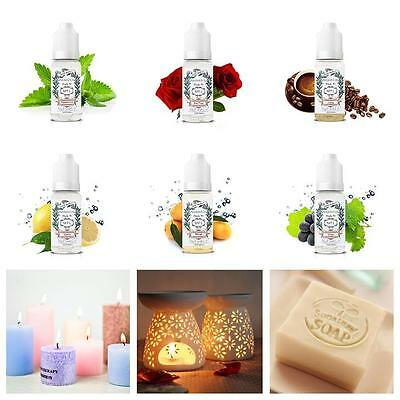 Fragrance Oils For Oil Burners Room And Home Scent 10Ml Mix Plant Scented Oil Tt