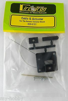 Cable & Actuator for the Remote Tortoise Mount - Circuitron #800-6101