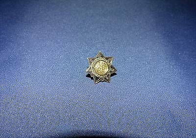 Metall Pin Anstecker  Colorado State Police