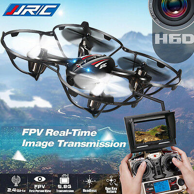 JJRC H6D RC Quadcopter Drone 5.8GHz FPV 2.4G 4CH 6-Axis Gyro with 2MP HD Camera