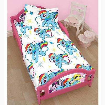 My Little Pony Dash Junior Toddler Bed + Mattress Options Free P+P New