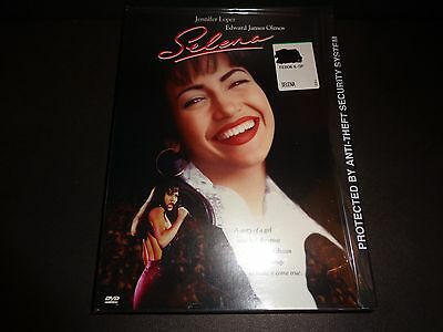SELENA-JENNIFER LOPEZ is Tejano music superstar whose life ended too soon-DVD