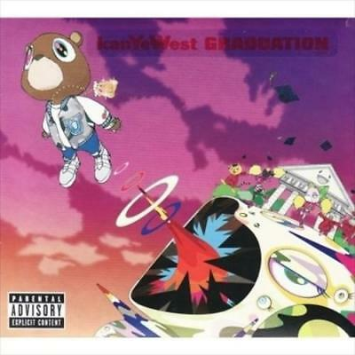 Kanye West - Graduation [Pa] New Cd