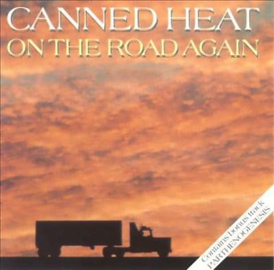 Canned Heat - On The Road Again [Emi] New Cd