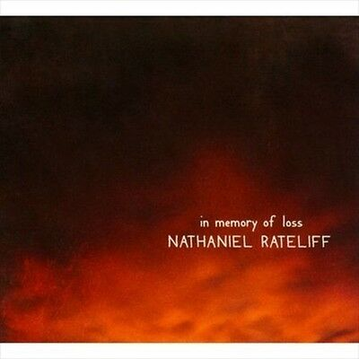Nathaniel Rateliff - In Memory Of Loss New Cd