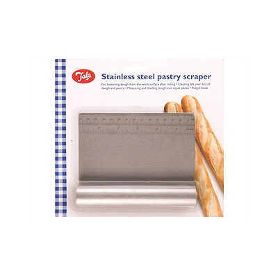 Stainless Steel Pastry Scraper 10A00983