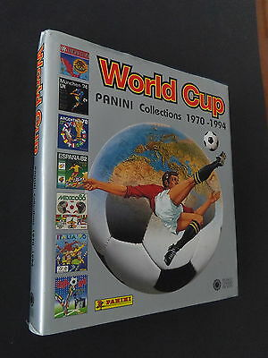 FOOTBALL Panini Collections 1970 - 1994 WORLD CUP