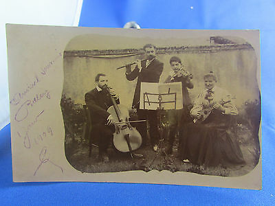 cpa photo quatuor musiciens violon